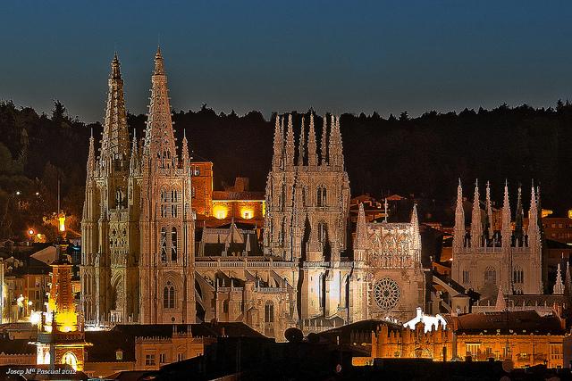 Burgos, ciudad increíble